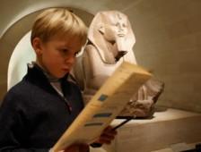 Les égyptiens au Louvre
