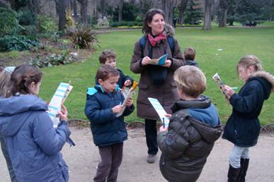 Jardin du luxembourg jeu de piste enfant paris - Jardin du luxembourg enfant ...