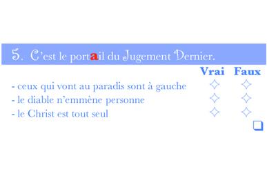 Second extrait livret enfant - jeu de piste Notre-Dame de Paris